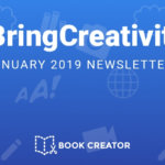 #BringCreativity newsletter – January 2019