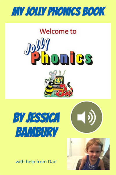 Jolly Phonics front cover