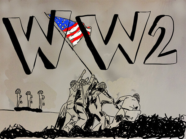 WW2 front cover