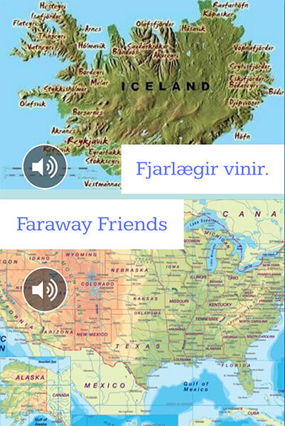 Faraway Friends front cover